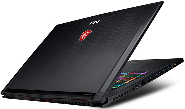 MSI GS73 Stealth 8RE-007XES: portátil gaming de 17.3'' con procesador Core i7 + gráfica GeForce GTX 1060