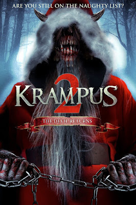 Krampus The Devil Returns