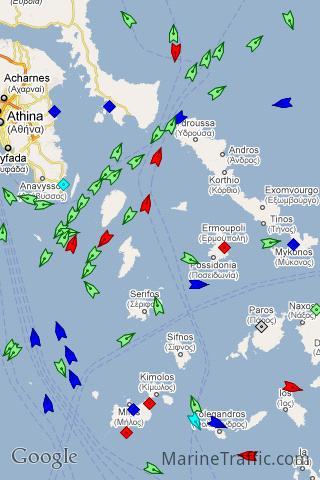 Andros Shmera Marinetraffic Com