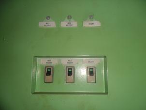 Failed Alarm System Stern Thruster Kamome ASL Scorpio 3