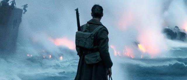 Dunkirk, Trailer, Poster, Christopher Nolan
