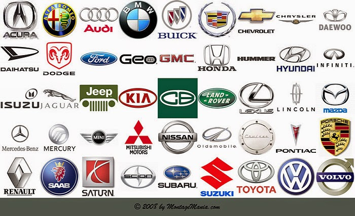 Car Logos Names List Carbk Co