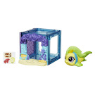 Littlest Pet Shop Mini Style Set Flippa Splashley (#4023) Pet