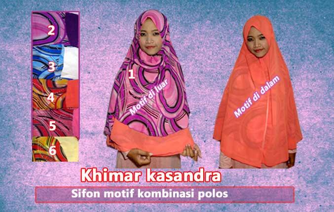 jilbab syar'i model khimar harga murah mulai 40.000
