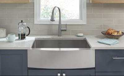 The Type of the Best Kitchen Sink for You to Choose