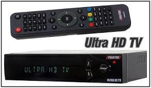 Phantom Ultra HD Atualização Janeiro 2016 SKS 61w