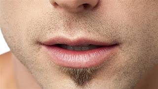 Lábios entreabertos: Te quero