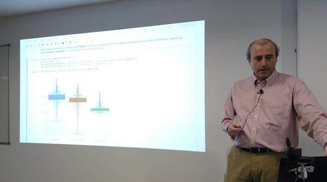 Visualización de datos con Python por Antonio Marín