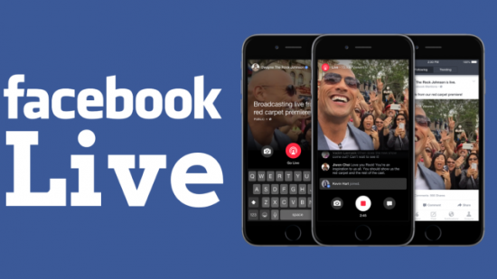 Facebook  New Streaming Service vs Twitter Periscope Streaming Service