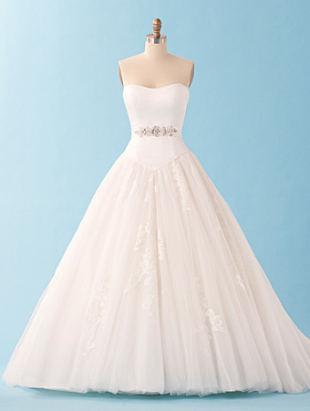 The 2017 Alfred Angelo Disney Fairy Tale Wedding Gowns Cinderella