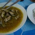 Kuliner Indonesia - Gulai Kambing Bustaman Pak Sabar