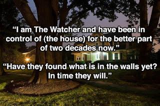 Westfield New Jersey The Watcher house letters stalker