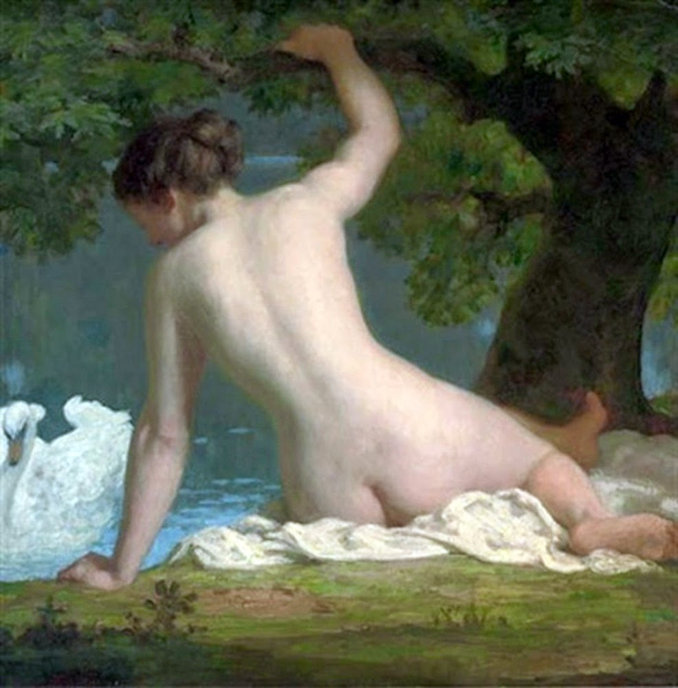 Harold Speed, Artistic nude, The naked in the art,  Il nude in arte, Fine art