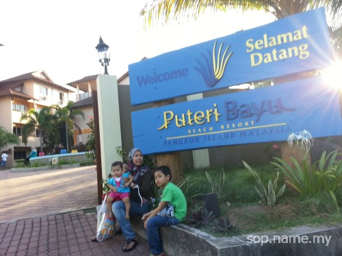 Puteri Bayu Beach Resort