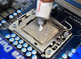 Komputer mati sendiri setelah beberapa menit