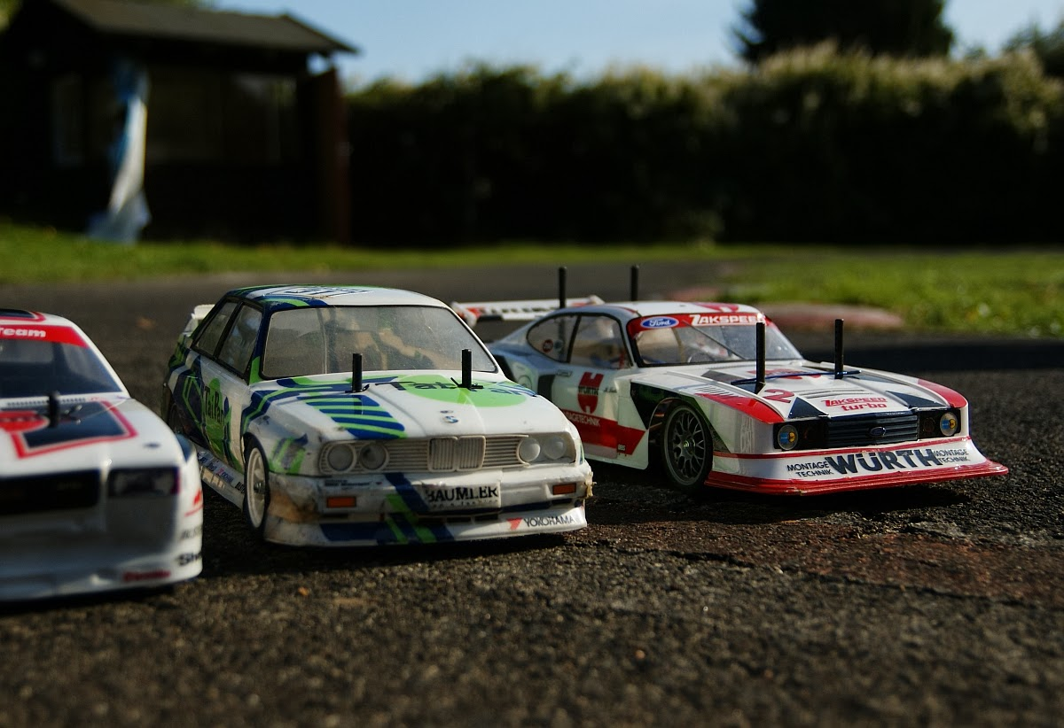 RC-Youngtimer-Trophy: Reglement