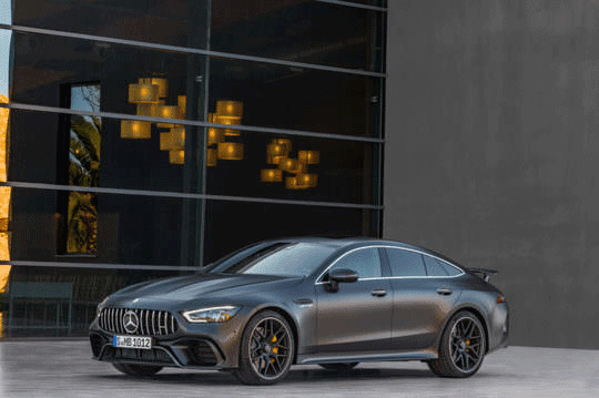 Mercedes AMG GT 4-Door Coupe Price