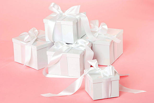 Wedding Gift Boxes: Ann Elliott: Wedding Registry: When To Register
