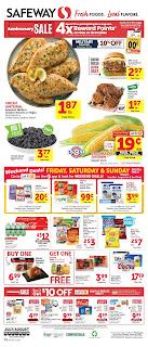 ⭐ Safeway Ad 8/5/20 ⭐ Safeway Weekly Ad August 5 2020
