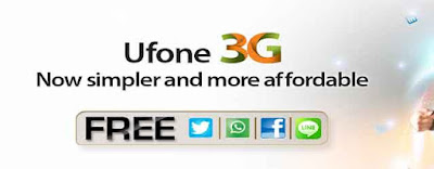 ufone 3g packkages photos