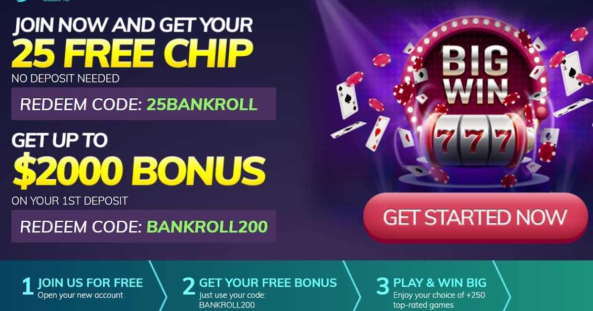 big 5 casino no deposit bonus 2019
