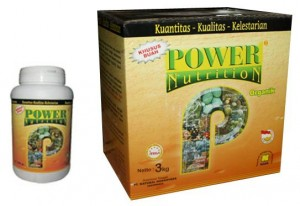 Power Nutrition Nasa Khusus Tanaman Buah
