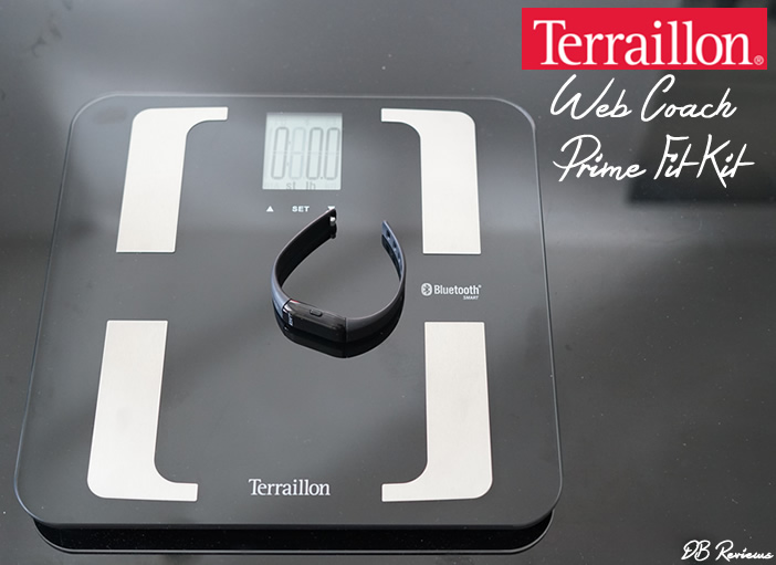 Terraillon Web Coach Prime Fit Kit Review