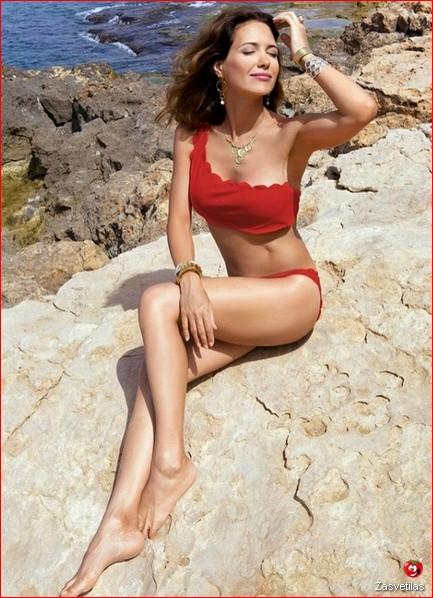 Екатерина Климова в купальнике
