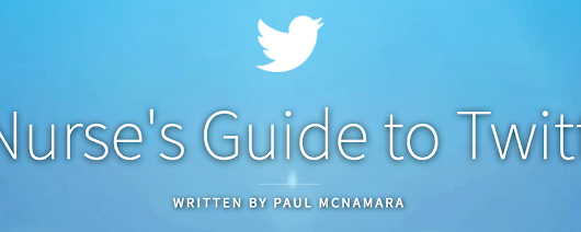 A nurse's guide to Twitter