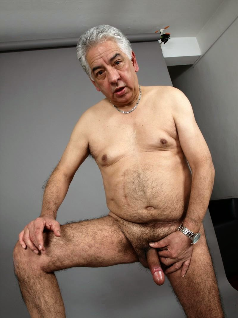 Old gay wanking