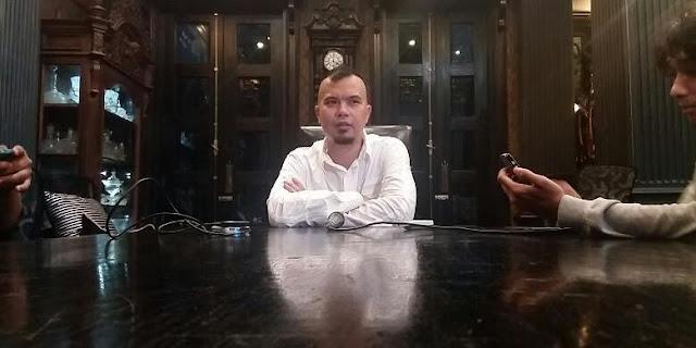 Ahmad Dhani: Jadi Cagub DKI atau Tidak, Enggak Penting Lagi