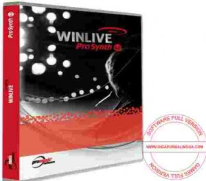 Free Download WinLive Pro Synth 6.0.0.7​ Full Crack