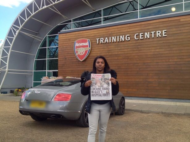 Meet Arsenal player whose mother is homeless