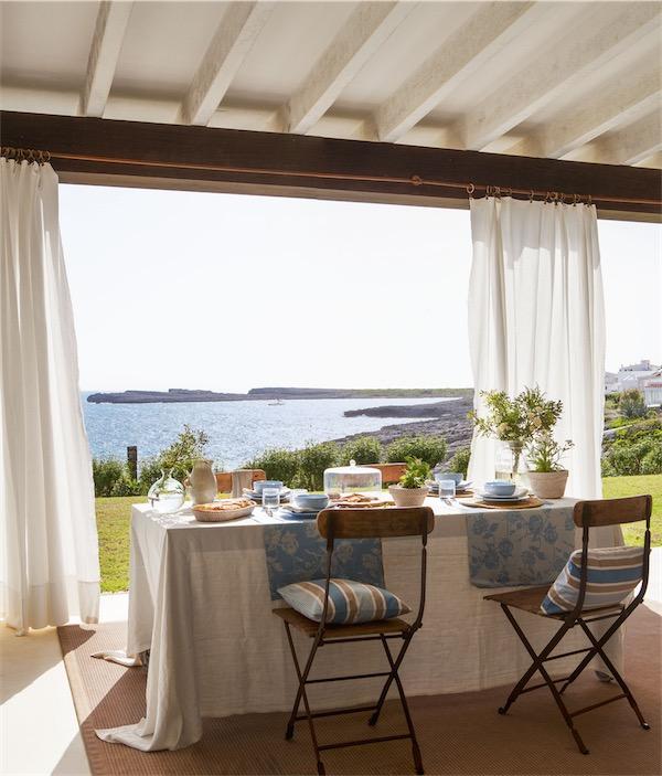 Una casa increíble en Menorca chicanddeco