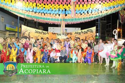 Resultado de imagem para festa junina em acopiara