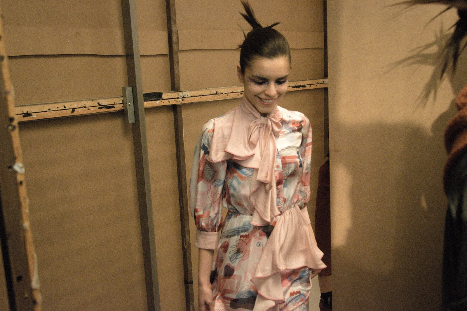 Marianne Bittencourt for Katty Xiomara Portugal Fashion FW18
