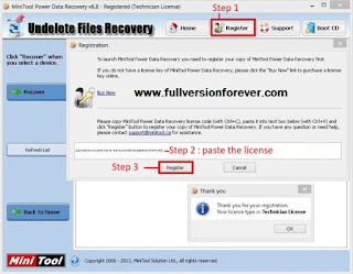 download full version minitools power data recovey software free