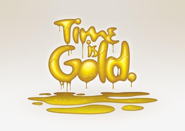 #297 El tiempo es oro