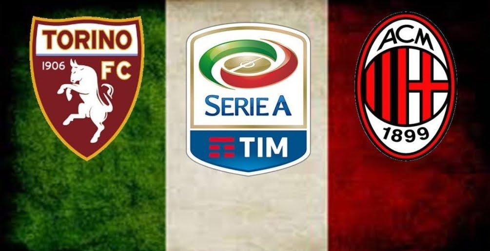Dove Vedere Milan-Torino Streaming Rojadirecta Gratis Video Diretta Online.