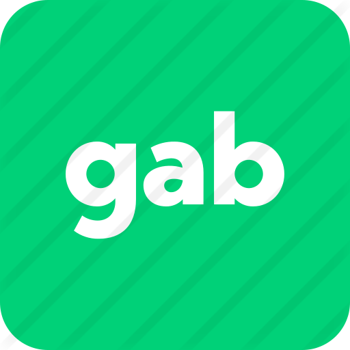 Follow us on Gab (F**k Twitter)