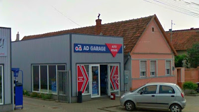 Service Auto Ad Garage