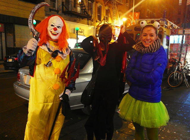 Halloween 2015 - New York