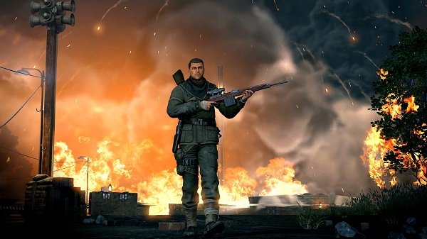 الإعلان رسميا عن جزء جديد من سلسلة Sniper Elite قيد التطوير و هذه أول التفاصيل..