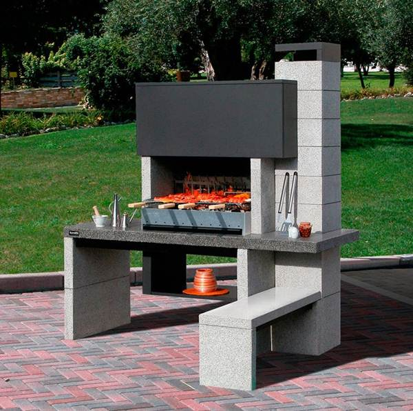 Grill Areas For Inspiration 10