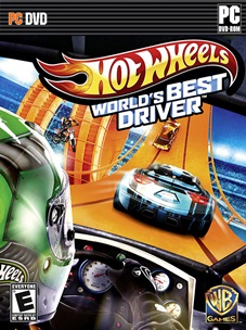 Hot Wheels World's Best Driver - PC (Download Completo)