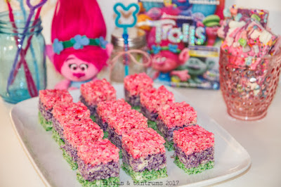 Trolls party food