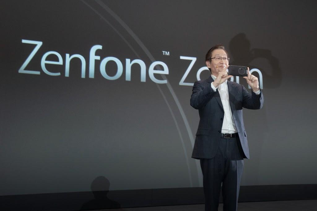 [CES搶先看] 華碩發表ZenFone 2、ZenFone Zoom