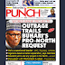 NAIJA NEWSPAPERS: TODAY'S THE PUNCH NEWSPAPER HEADLINES [14 OCTOBER, 2017].