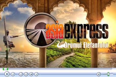 asia express sezonul 2 cand incepe concurenti program concurs