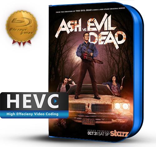 Ash vs Evil Dead Temporada 1 (2015) 1080P HEVC-8Bits BDRip Latino/Ingles (Comedia, Terror)